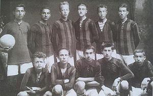 Gençlerbirliği S.K. - Gençlerbirliği squad in 1924