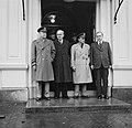 Generaal Eisenhower bij Dr. Drees en Minister s Jacob, Bestanddeelnr 904-3915.jpg