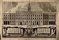 General Hospital, Citta di Castello, Italy. Etching by P. Bo Wellcome V0014711.jpg