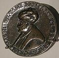 Gentile bellini, medaglia di mehmed II, 1480.JPG