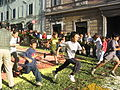 Genzano Infiorata Spallamento 20040621.JPG