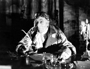 Voltaire (film) - George Arliss in Voltaire (1933)