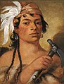 George Catlin - Good Hunter, a Warrior - 1985.66.267 - Smithsonian American Art Museum.jpg
