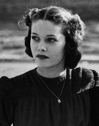 Georgiana Young - Young in 1938