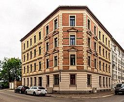 Geraer Straße in Leipzig