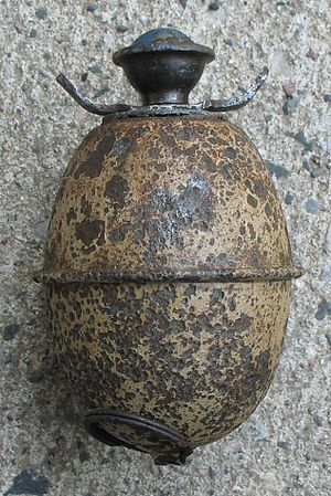 Model 39 grenade - Image: German grenade m 39