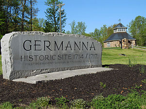 Locust Grove, Orange County, Virginia - Germanna Visitor Center