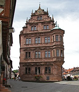 Gernsbach 02 Altes Rathaus gje (cropped)