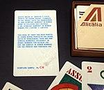 Gianni novak, tarocchi per alitalia, 1973 (coll. biancoenero edizioni d'arte) 02.jpg