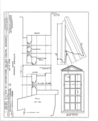 Giddings Tavern, 37 Park and Summers Streets, Exeter, Rockingham County, NH HABS NH,8-EX,7- (sheet 23 of 25).png
