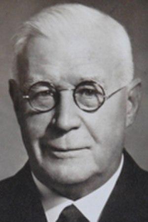 Gideon Brand van Zyl - Image: Gideon Brand van Zyl