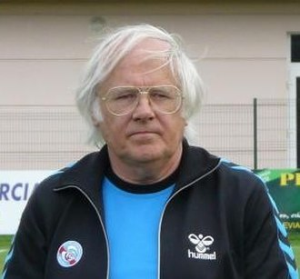 Neuchâtel Xamax - Gilbert Gress, championship winning coach of the 1980s
