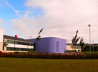 Building Schools for the Future - Gilbrook College, Middlesbrough, constructed under the BSF programme