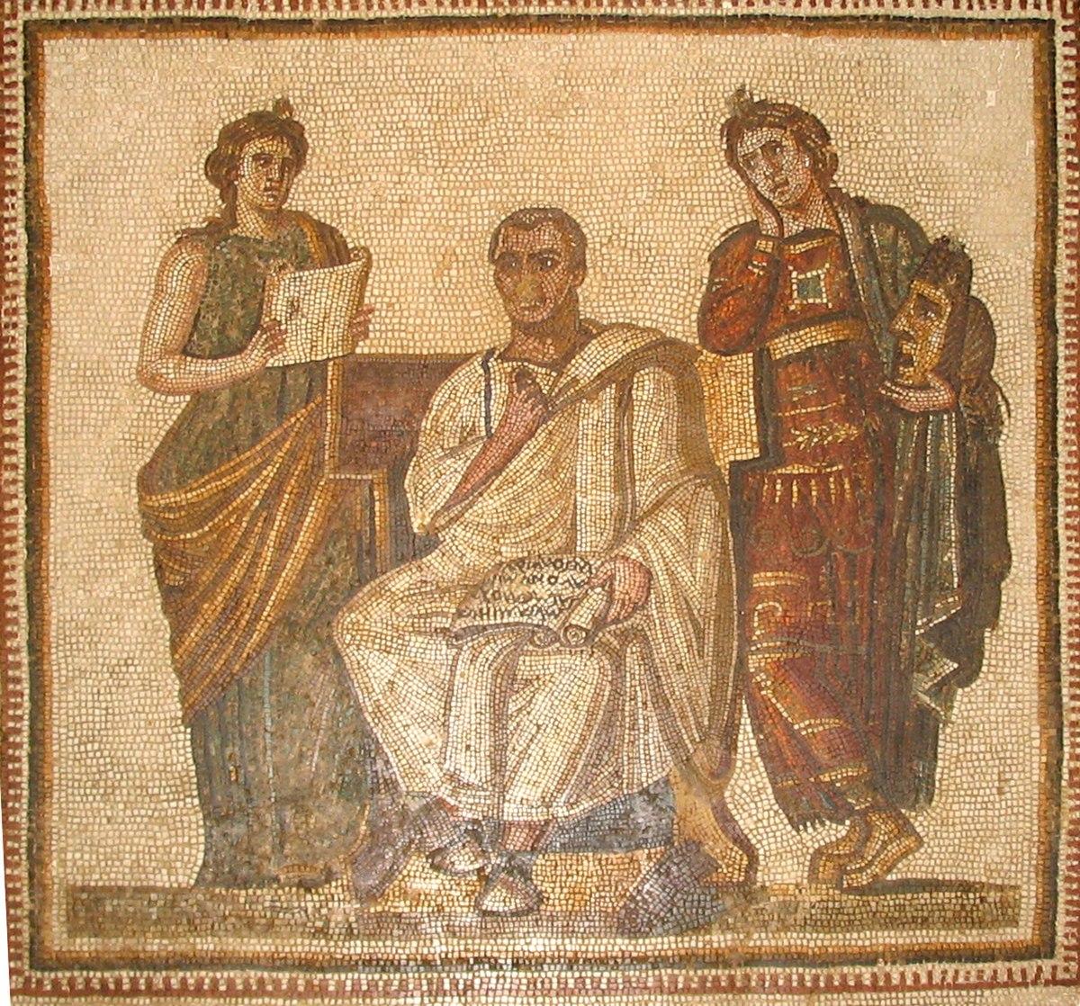 Ancient Medieval Literature: Wikipedia