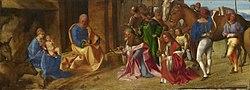 Giorgione: Adoration of the Magi