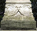 Giovan battista caccini, allegoria dell'estate, 1590 circa 02 mascherone.JPG