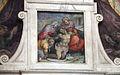 Giovan battista naldini, affreschi della tomba di michelangelo 02.JPG
