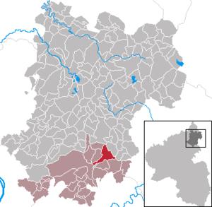 Girod, Germany - Image: Girod im Westerwaldkreis