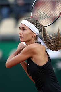 Gisela Dulko Argentine tennis player