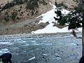 Glaciers and river swat Kallam Valley KPK Pakistan.jpg