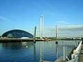 Glasgow Science Centre, Tower, Millennium Bridge and Waverley - geograph.org.uk - 205699.jpg