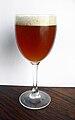 Glass of Orval beer.JPG