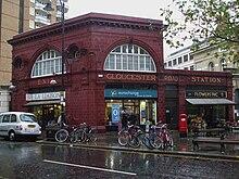 Gloucester Road tube station  Wikipedia