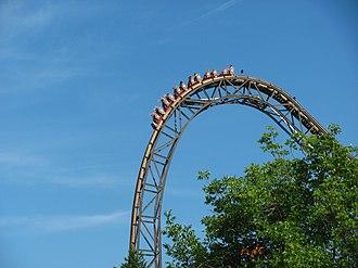Goliath (Six Flags Great America) - Image: Goliath at Six Flags Great America (14696982188)