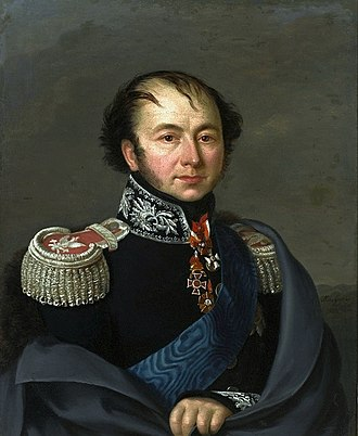 Bank of Poland - Prince Francis Xavier Drucki-Lubecki, founder of Poland's first bank