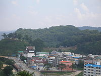 Gongsan Castle in Gongju, Korea.JPG