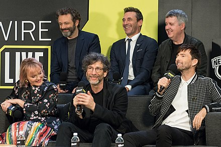 Good Omens (TV series) - Wikiwand