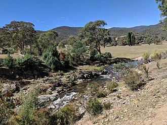 Brindabella, New South Wales - Goodradigbee River in Brindabella