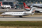 Government of Jordan, VQ-BNZ, Gulfstream G650 (32695581357).jpg