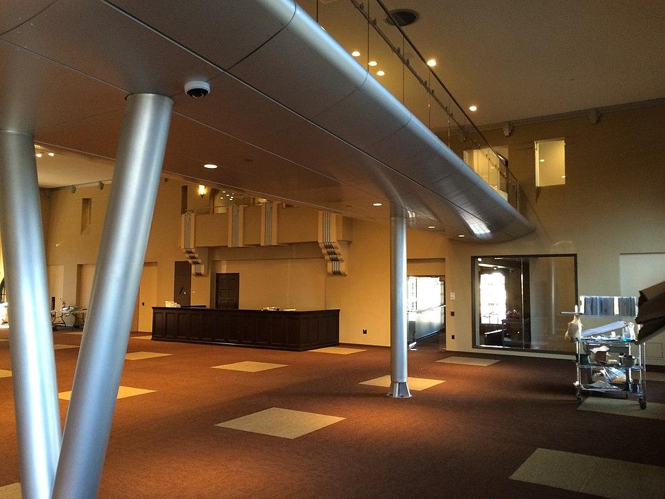 Grand Central Air Terminal Interior 17 November 2015