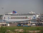 Grand Mistral at Quay 1 in Tallinn 3 June 2013.JPG