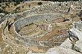 Grave Circle A, Mycenae, 090957.jpg