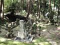 Graveyard - Homyoin Temple - Otsu, Shiga - DSC07582.JPG