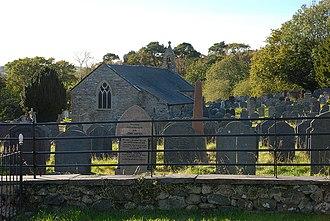 Llanegryn - Church of St Mary and St Egryn