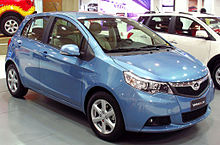 Great Wall Motors Wikipedia