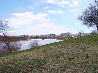 Green River State Park - Green River State Park, April 2008