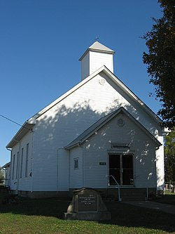 Greene County Chapel, located in the township's southeast