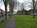 Greenspace, All Saints Road, Warwick - geograph.org.uk - 1205269.jpg