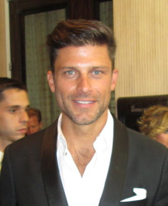 Lucky Spencer - Image: Greg Vaughan at 2014 Daytime Emmys