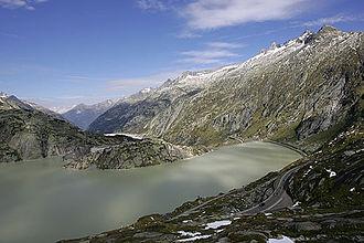 Guttannen - Lake Grimsel