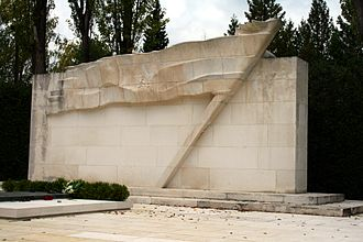 Order of the People's Hero - Tomb of the People's Heroes at Zagreb's Mirogoj cemetery.