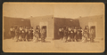 Group of Indians at the Pueblo of San Juan, N.M, by H. T. Hiester.png