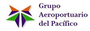 Grupo Aeroportuario del Pacífico - Image: Grupo Aeroportuario del Pacífico logo