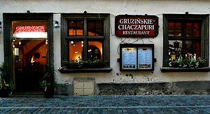 Khachapuri - Khachapuri restaurant in Kraków.