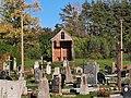 Gudakiemis (Varėna), nepastatyta koplyčia, kapinės.jpg