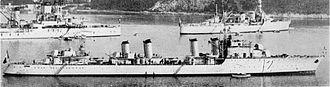 French destroyer Guépard - Image: Guepard 2